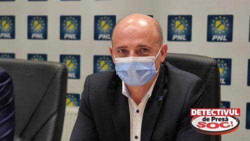 """Deputatul Călin Bota: """"Proiectele propuse de PNL pentru dezvoltarea Municipiului Baia Mare – votate în bugetul orașului"""""""