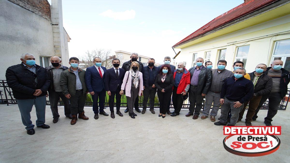 Marcel Ciolacu a efectuat o vizită de lucru în Maramureș