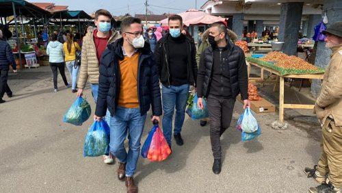 """Gabriel Zetea, deputat PSD: """"Tineretul social-democrat maramureșean susține producătorii locali!"""""""