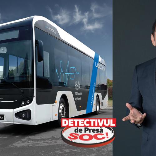 ATP Trucks Automobile din Baia Mare pregătește lansarea UpCity – primul autobuz electric românesc