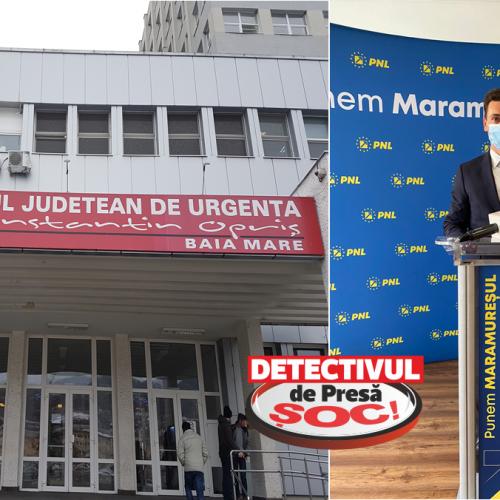 Ionel Bogdan: Adoptăm măsuri pentru îmbunătățirea sistemului medical din Maramureș. Spital modular în cadrul Spitalului Județean, dotări suplimentare și o digitalizare completă