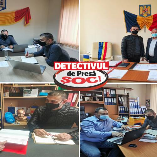 Deputatul PSD Gabriel Zetea a efectuat vizite de lucru la primăriile din Maramureș