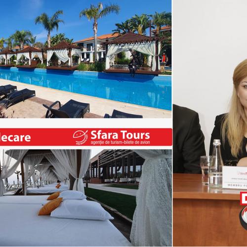 """Diana Iluț (Sfara Tours Baia Mare):  """"Timp de 30 de zile Turcia intră in lock down pentru localnici. Turiștii nu sunt afectați de restrictii în resorturi!"""""""