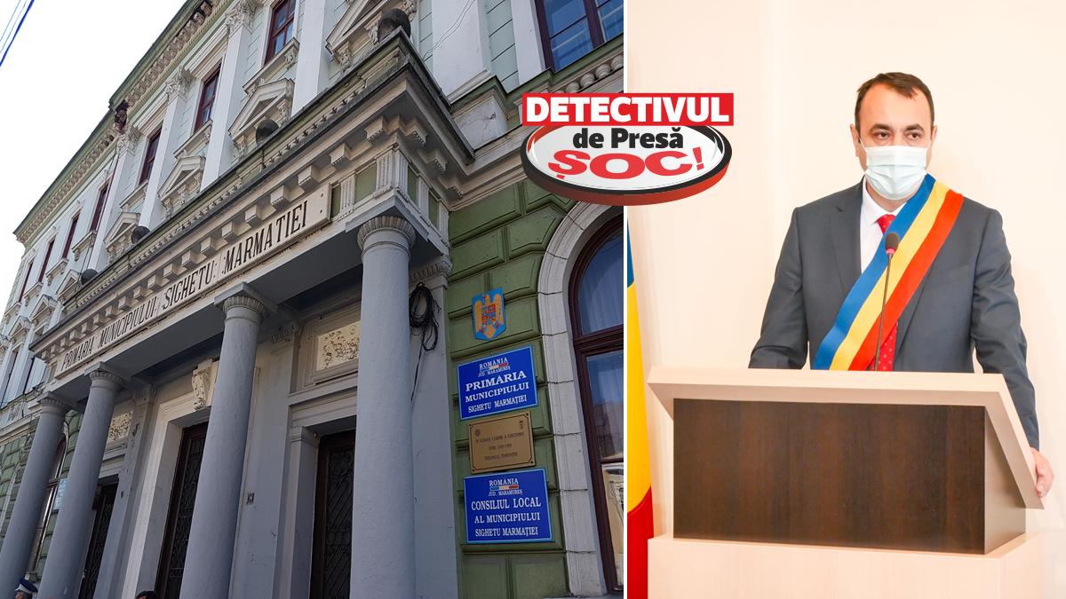 SIGHET. Primarul Vasile Moldovan vrea DIZOLVAREA Consiliului Local care NU a adoptat nicio HOTĂRÂRE în TREI ședințe consecutive timp de PATRU luni de zile