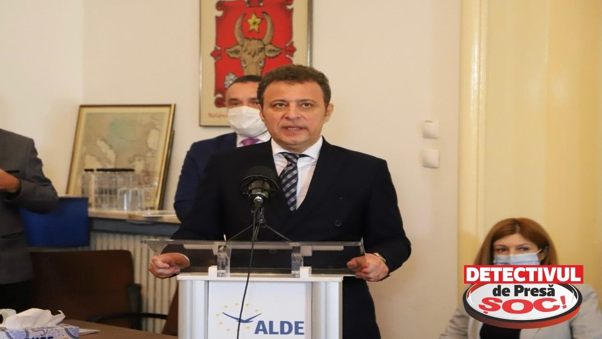 Daniel Olteanu a fost ales președinte al Partidului Alianța Liberalilor și Democraților (ALDE)