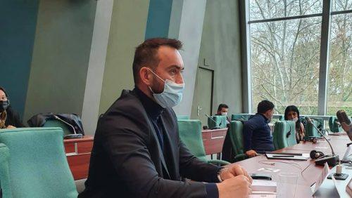 Cristian Niculescu Țâgârlaș a fost în delegația Parlamentului României la Adunarea Parlamentară a Consiliului Europei, la cea de-a doua parte a Sesiunii plenare a APCE