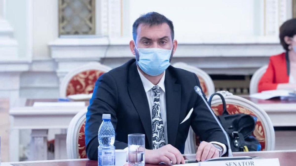 Senatorul PNL Cristian Niculescu Țâgârlaș condamnă ferm sancțiunile impuse de Rusia unui membru al Adunării Parlamentare a Consiliului Europei
