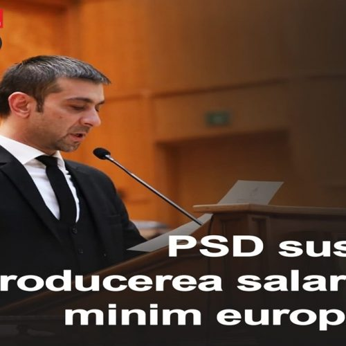 """Cîțu și Iohannis îi vor pe români săracii Europei! Deputatul Zetea: """"Cât de mincinos și infatuat să fii, domnule Cîțu, încât să ceri europarlamentarilor români să respingă proiectul salariului minim?"""""""