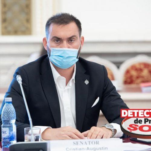 Senatorul Țâgârlaș: Desființarea cât mai rapidă a SIIJ este o prioritate a echipei liberale din Senat!