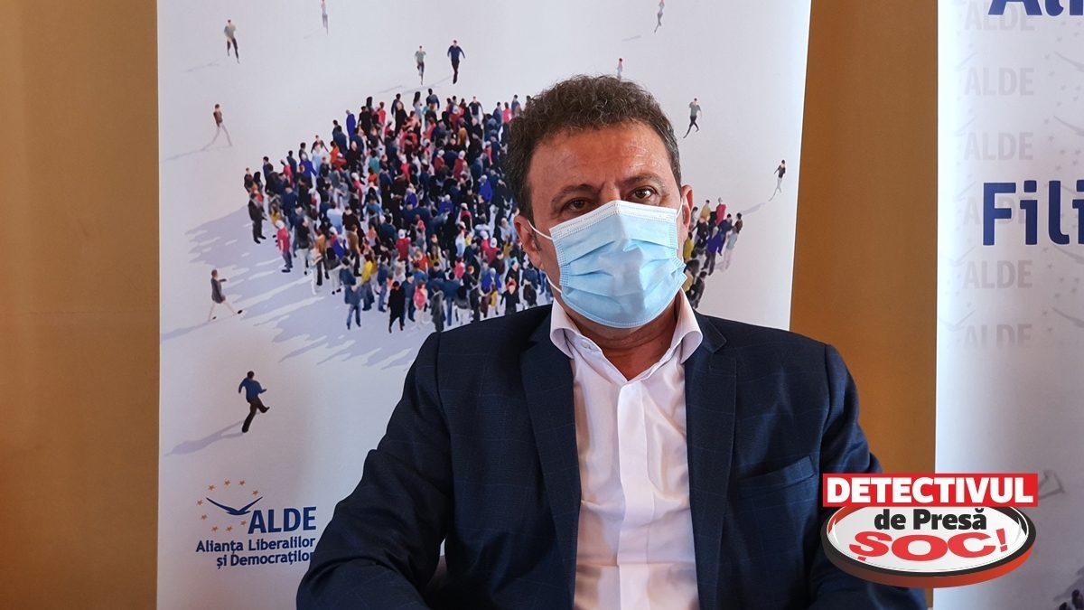 """Daniel OLTEANU, președinte ALDE: «Miliarde de euro din partea Guvernului Cîțu pentru """"băieții deștepți"""", ZERO fonduri pentru școli, grădinițe, dispensare și infrastructură în zonele cele mai defavorizate»"""