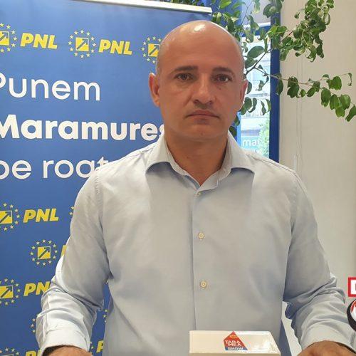 """INUNDAȚII. Călin Bota, deputat PNL: """"Au fost alocați Maramureșului 8,7 milioane de lei pentru refacerea infrastructurii afectate de inundații"""""""