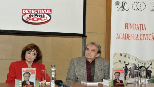 Consiliul Județean a acordat Anei Blandiana titlul de cetățean de onoare al județului Maramureș
