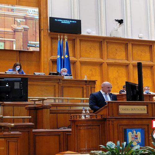 Deputatul PNL Călin Bota: PSD este groparul proiectelor cu fonduri europene în România. Moțiunea simplă depusă de PSD nu este altceva decât un exercițiu de demagogie și populism, fără nicio legătură cu realitatea