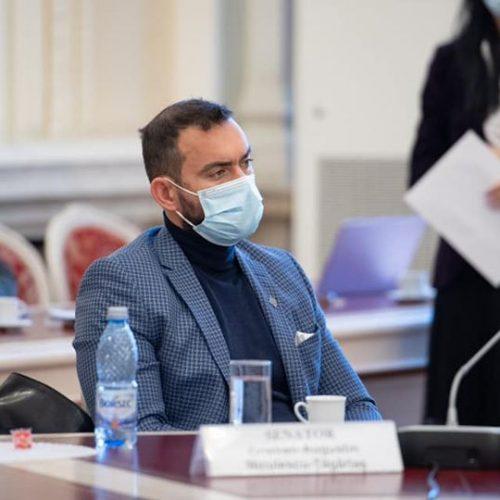 Senatorul Țâgârlaș: PSD a golit instanțele și parchetele de magistrați profesioniști, după ce a blocat concursurile în magistratură și a permis pensionarea anticipată după 20 de ani de vechime!