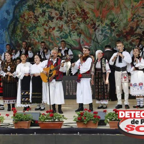 """Concurs cu ocazia Festivalului Național de Folclor """"ION PETREUȘ"""""""