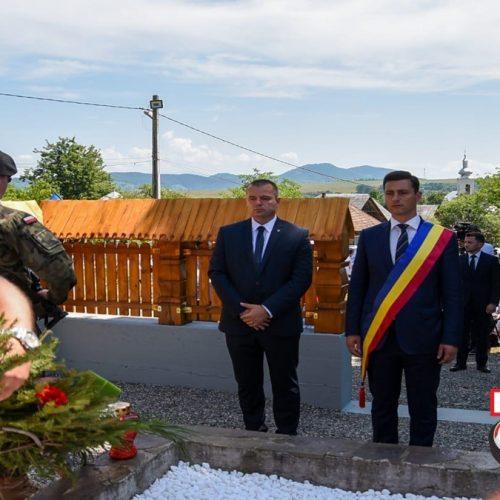 Ionel Bogdan: Recunoștință poporului polonez cu ocazia împlinirii a 100 de ani de relații militare internaționale româno-polone