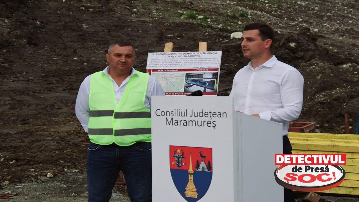 Ionel Bogdan: Pârtia de schi de la Borșa, în prezent cea mai importantă investiție în turism din România, finalizată în această toamnă