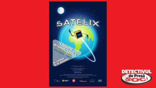 SATELIX – Show digital de planetariu în cadrul Festivalului Full-Dome din Brno, Cehia