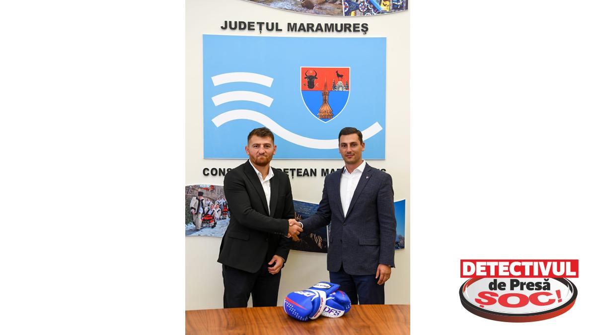 """Consiliul Județean Maramureș, partener în realizarea evenimentului sportiv """"Dynamite Fighting Show"""",  care va aduce sportivi din 6 țări"""