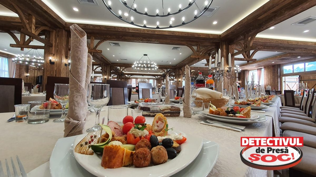 Reportaj. MINUNEA Maramureșului – Podină Resort, Ungureni, Maramureș. Cum se fac PREGĂTIRILE de NUNTĂ în cel mai MARE și LUXOS resort din Maramureș