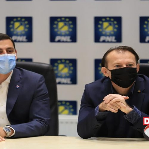 """Liberalii maramureșeni susțin moțiunea """"România Liberală """" a premierului Florin Cîțu"""