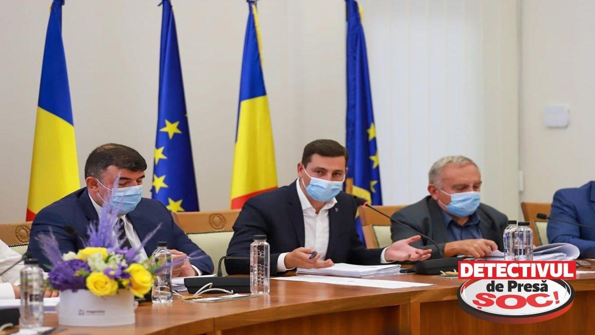 Ionel Bogdan: Facem pași concreți pentru realizarea parcurilor industriale în județul Maramureș