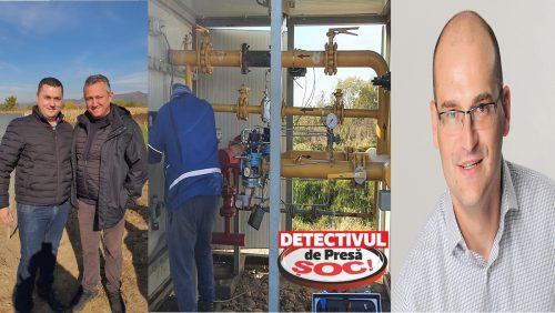 """Eforturi comune. Deputatul Florin – Alexandru Alexe """"Localitatea Bozânta Mare are de câteva zile gaz metan"""""""