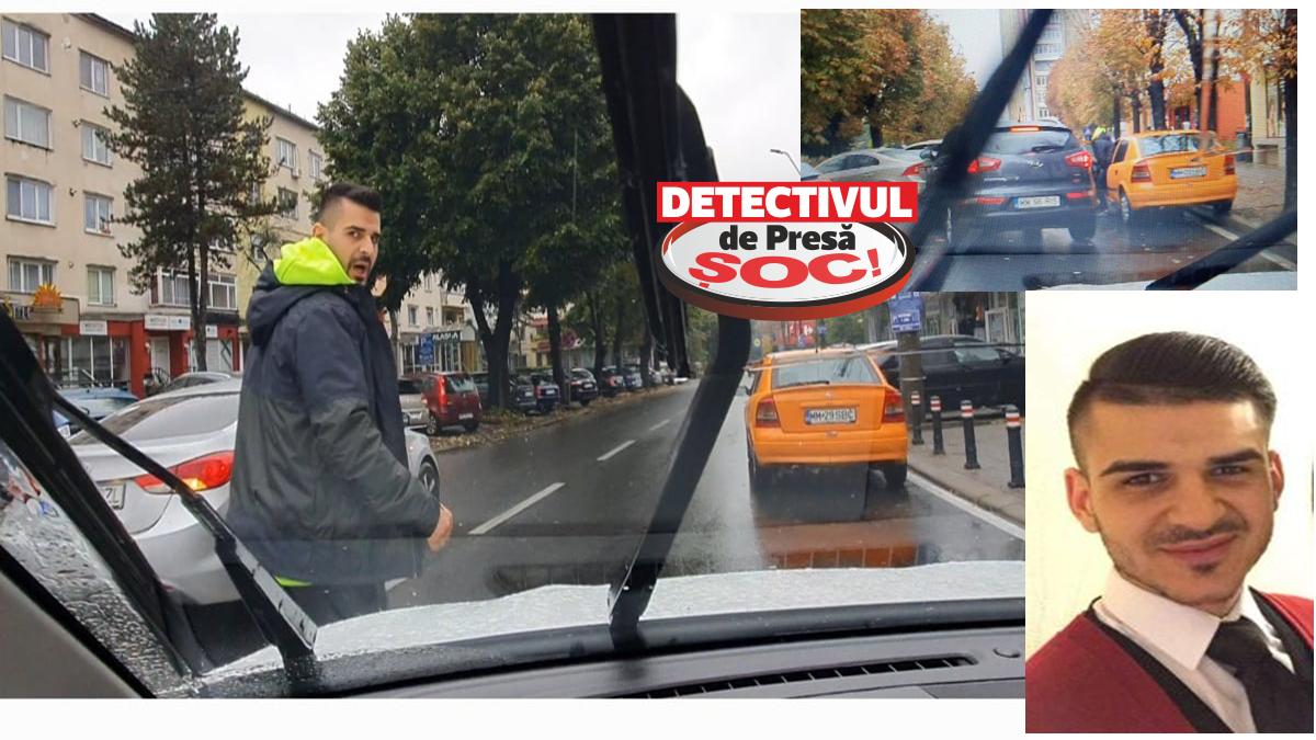 Ospătarul care a coborât de DOUĂ ori de la volan în trafic, a LOVIT mașini și a AMENINȚAT șoferi după ce a urcat cu mașina pe TROTUAR pentru că nu a fost atent la șofat. Așa se PREGĂTEȘTE să-și ia permisul pentru CAMIOANE. Faceți-i CORECT testul psihologic!